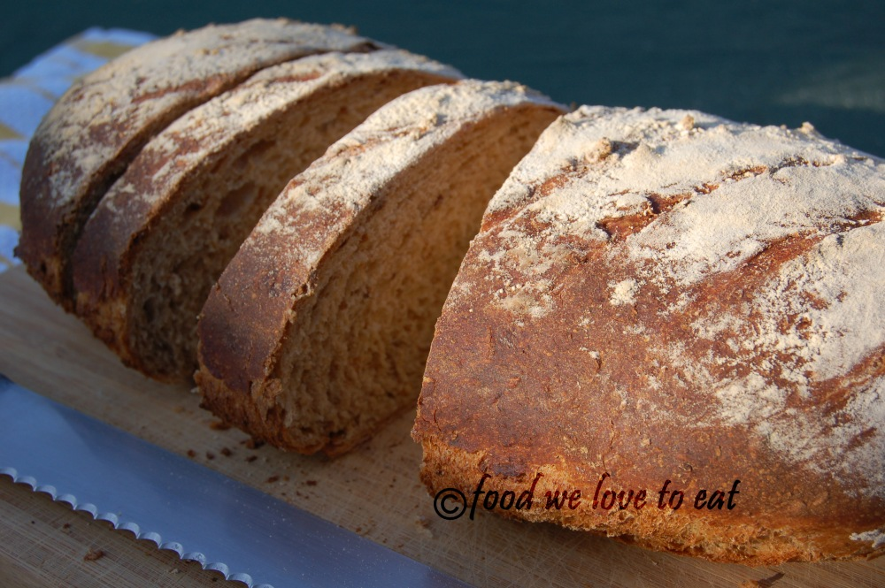 Breakfast Granary Bread
